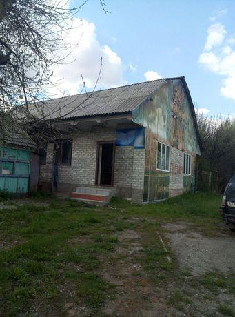 продам дом  кафе на симферопольской трассе  харьковский район