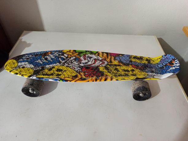 Skate (Novo-Nunca foi utilizado)