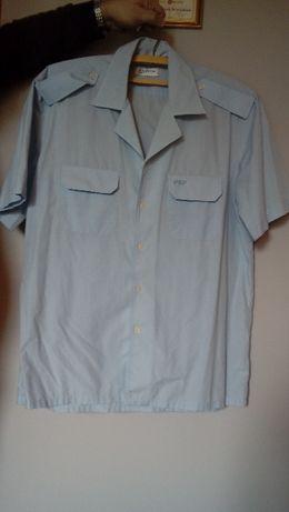 sprzedam letnią koszulę służbową strażacką