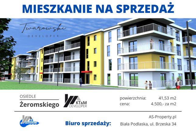 Mieszkanie na nowo budowanym osiedlu przy ul. Żeromskiego