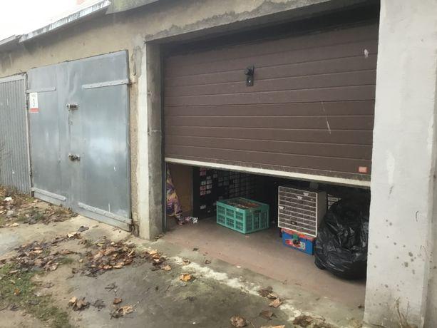Garaż Dolny Wrzeszcz własnościowy sprzedam 19mkw wyremontowany