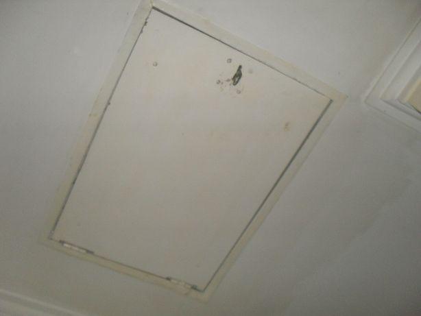 Escada de sótão - para aplicar no teto
