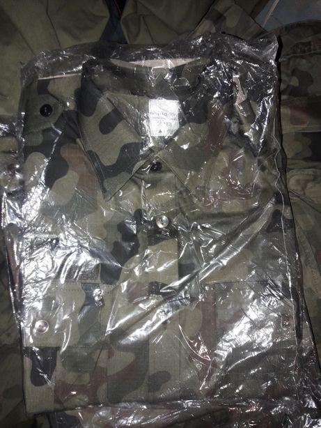 Koszula mon nie uzywana militaria mundur krotki rekaw