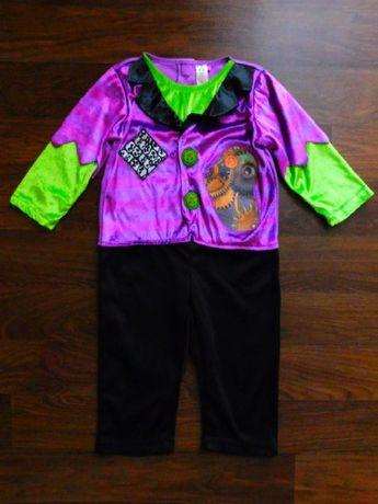 Карнавальный 12-24 мес костюм мальчику 86-92 размер