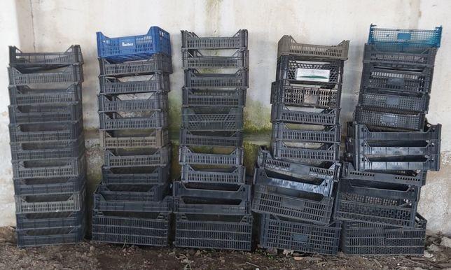 Grades plástico caixas