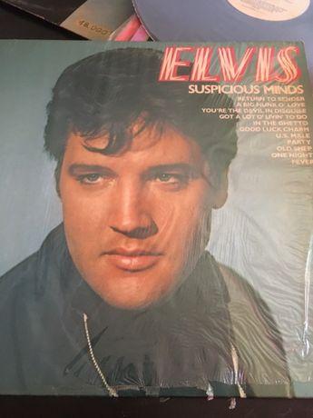 Elvis suspicious minds płyta winylowa