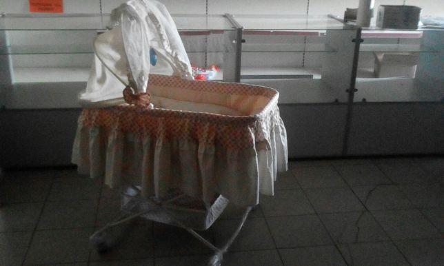 Манеж детский новый