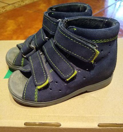 Buty sandały ortopedyczne Dawid 20