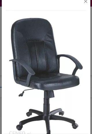 Nowy Fotel obrotowy Eco skóra
