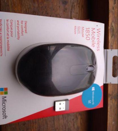 Мышь Microsoft Mobile 1850 Wireless новая в упаковке