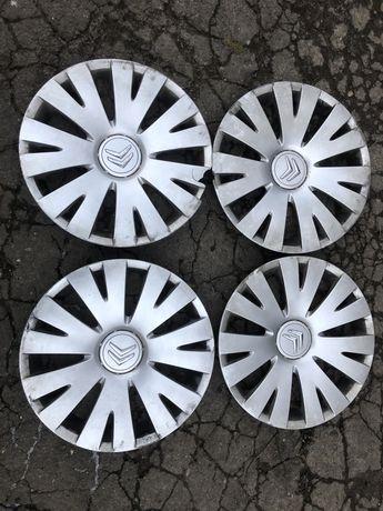 Ковпаки Citroen r15