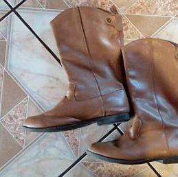 Buty kozaki przejściowe c13 30 31