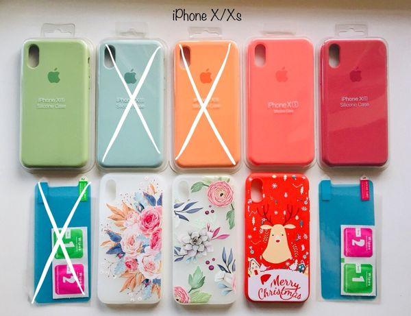 Чехол Аpple Siliconе case для iPhone 6/6s, 6 plus/6s+, 7+/8plus, X/Xs