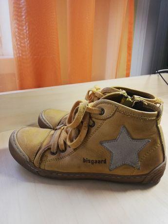 Ботинки Bisgaard / красовки/кеды размер 33, натуральная кожа+подарок