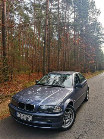 BMW 320D przed lift