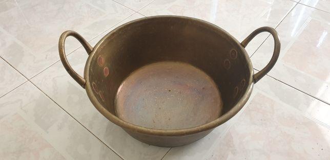 Tacho em cobre, antigo