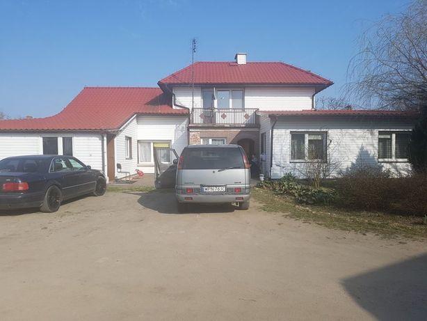 Sprzedam dom, hale produkcyjne pod działalność gospodarczą 1000m2