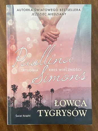 "Paullina Simons ""Łowca Tygrysów"""