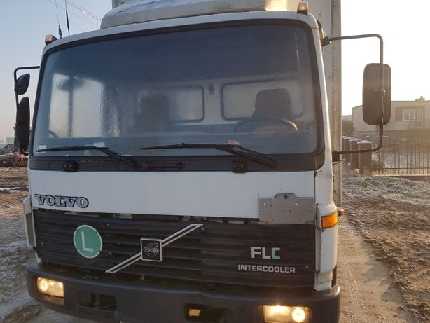 Kabina Volvo flc