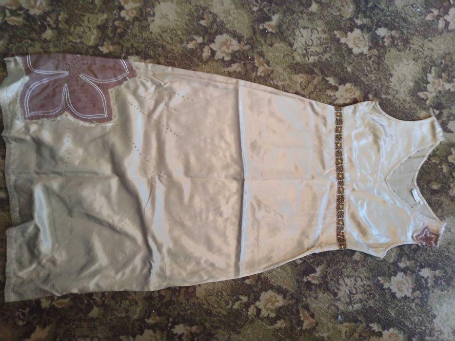 Платье летнее (44_46р) Горловка - изображение 1