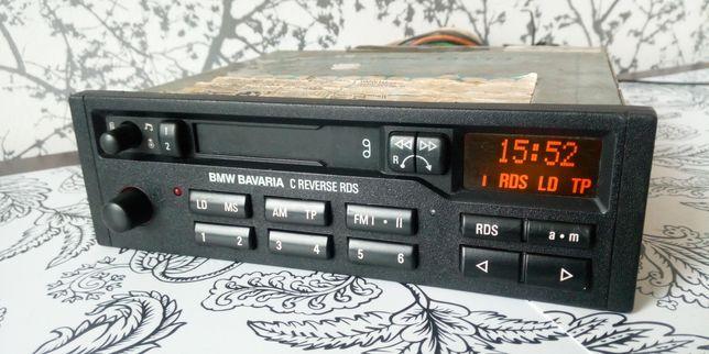 Oryginalne radio BMW Bavaria C REVERSE RDS E30 e31 E32 E34 E36 Z3