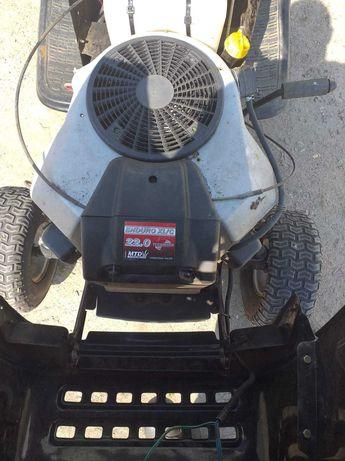 Traktorek kosiarka MTD 22hp