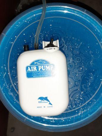 Oxiginador iscas vivas marca Air Pump de pilha