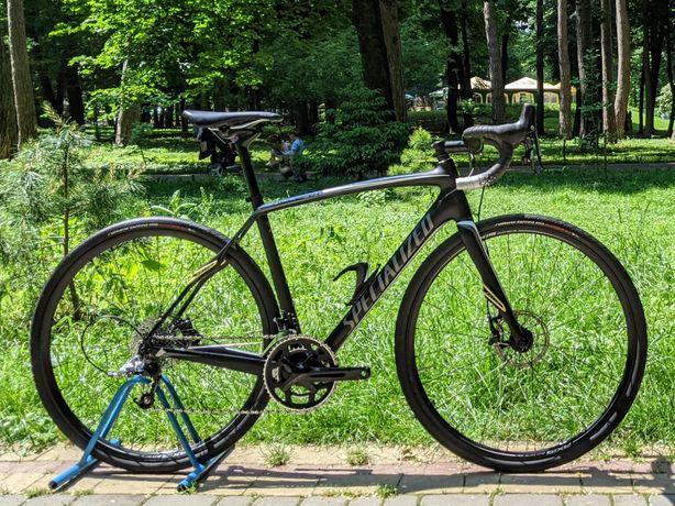 Шоссейный велосипед Specialized Roubaix SL4 Elite p.54(шосейний)
