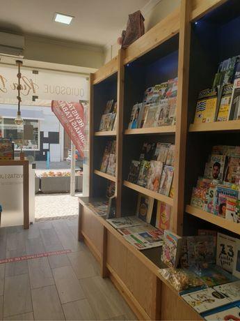 Cedência de negocio no centro Portimão