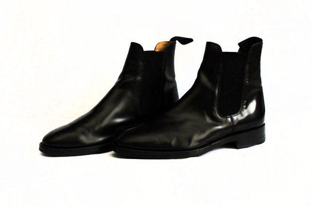 Кожаные ботинки челси Loake (Англия). Стелька 27,5 см