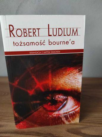 Tożsamość Bournea - Robert Ludlum