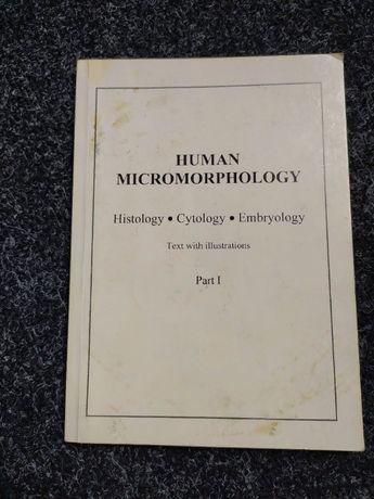 Учебник - микроморфология человека.Часть 1