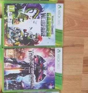 Xbox 360 transformers, garden warfare