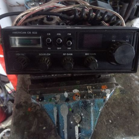 cb radio American CB 832