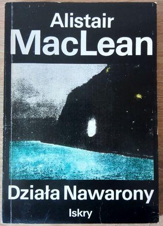 Alistair MacLean – Działa Nawarony [Klasyka gatunku]