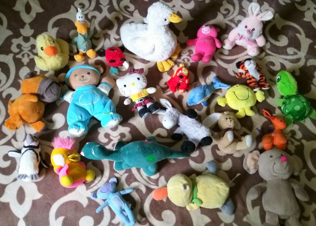 М'яка іграшка, игрушки