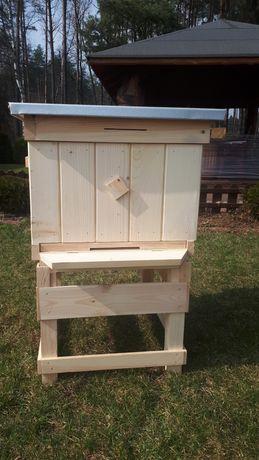 Odkłady pszczele pszczoły ule wielkopolskie   dennice