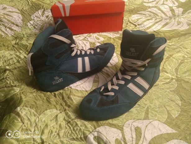 Продам Боксерки (обувь для бокса, борьбы и тд)