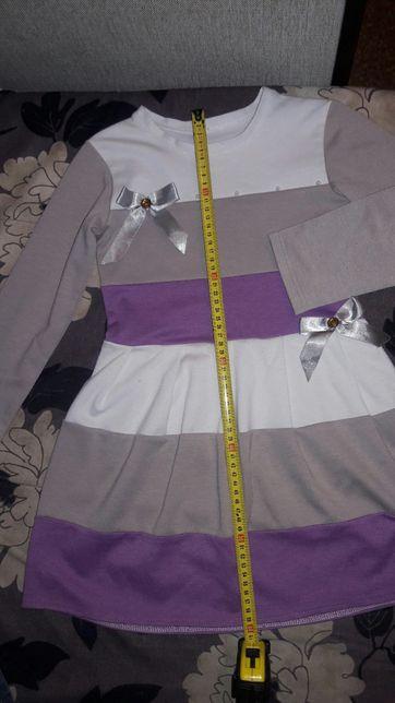 Плаття, сукня на 5-8 р. літо і осінь 110см (платье)