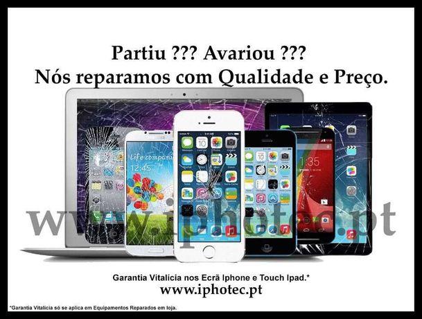 Reparação Apple, iPhone, iPad, Xiaomi, Samsung, Huawei, Asus, LG, TCL
