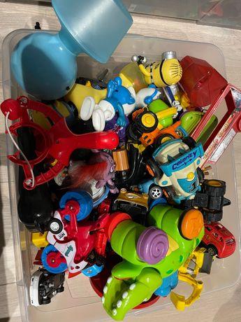 Zabawki dla chłopca