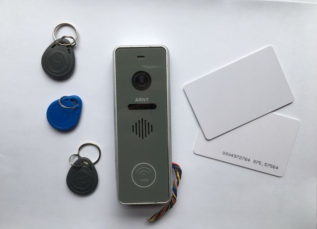 Вызывная панель к видеодомофону ARNY AVP-NG423-RF Commax. Kocom