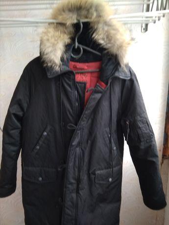 Куртка зимняя подростковая  42 р