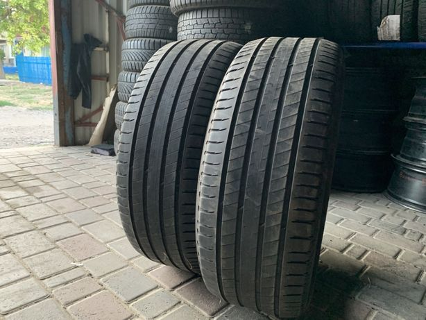 лето 235/55/R18 4,8мм Michelin Latitude Sport 3 2шт шины шини