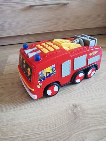 Samochód strażak Sam