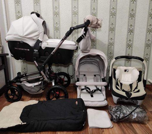 3в1 Jane Crosswalk Transporter коляска + конверт и муфты в подарок