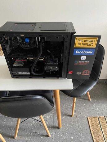 Venda Computador com i7 7700 e GTX 1060 6Gb
