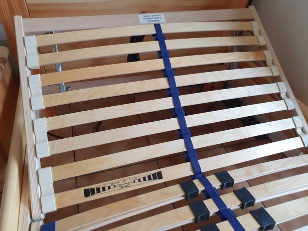 Stelaż regulowany do łóżka 90x200 Hilding