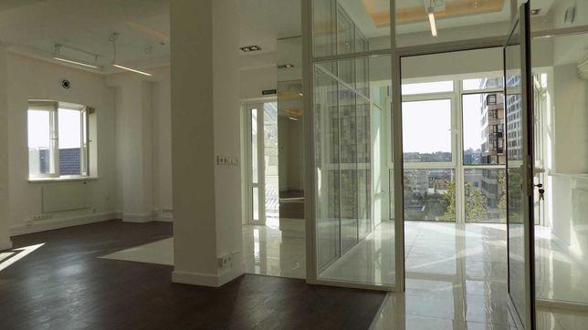 Офис 96м2 в Новом БЦ, 4 этаж, ул.Тютюнника 5а, м.Олимпийская- 10мин