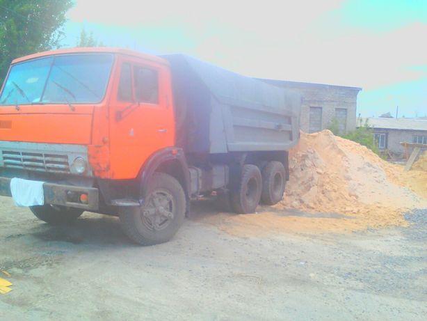 Доставим : Песок,граншлак,шлак,чернозем,навоз,вывоз мусора,дрова и пр.